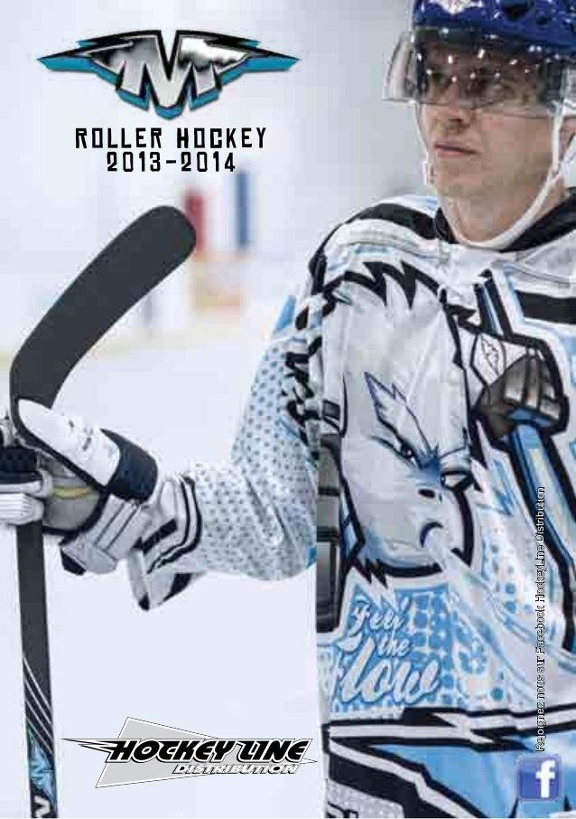 Roller Hockey 2013-2014 RejoigneznoussurFacebookHockeyLineDistribution
