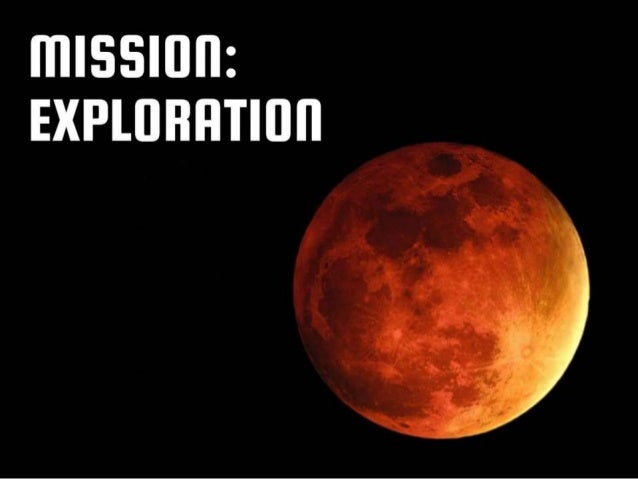 Mission Exploration