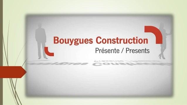 Mission reporter DAT BOUYGUES CONSTRUCTION Présenté par : Anissa KARKI, Tanguy ALLIN & Damien DE LA ROCHE