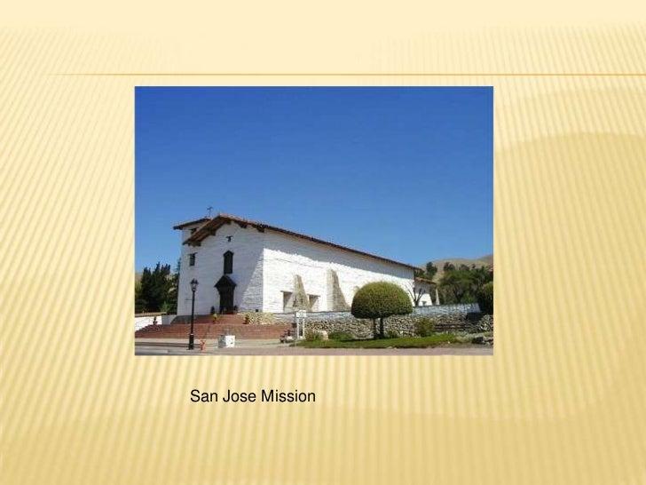 San Jose Mission<br />