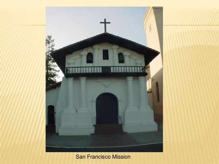 San Francisco Mission<br />