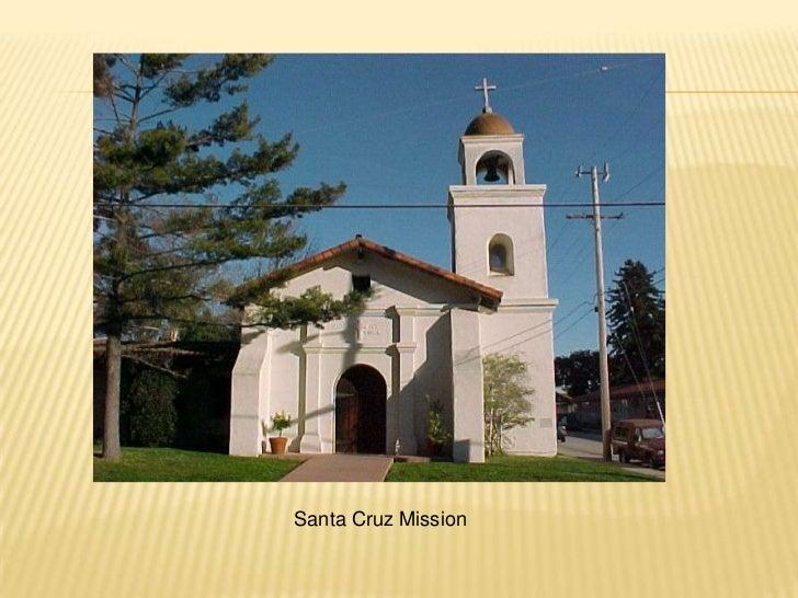 Santa Cruz Mission<br />