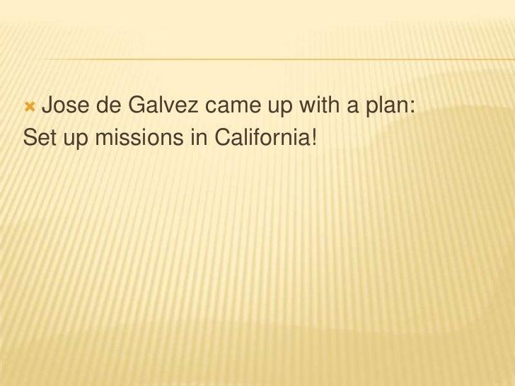 California Missions Slide 2