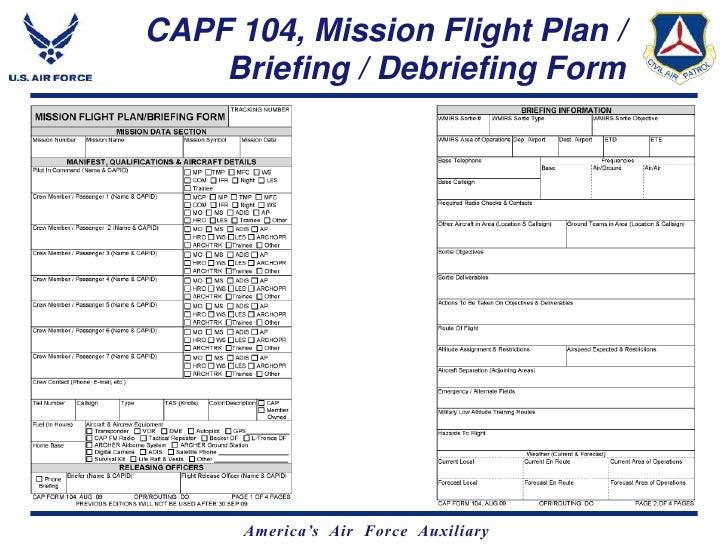 Mission Scanner Training Part 1