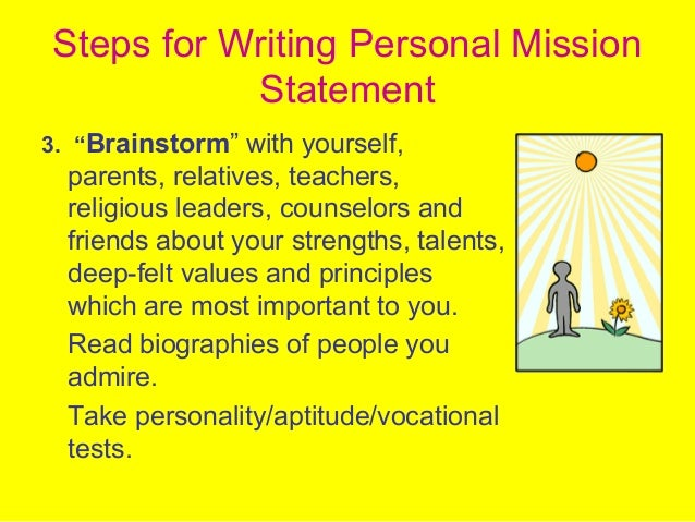 how to write a mission statement for a business Vision statement: (desired end-state mission & vision statements the following vision statements were selected from the top 100 nonprofits.