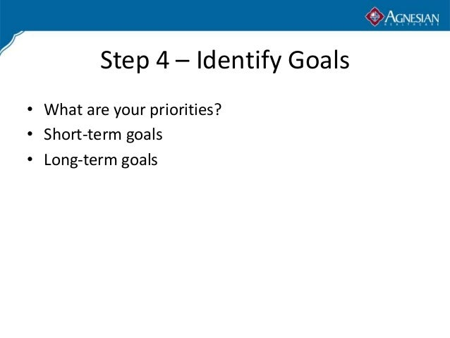 the importance of distinguishing between short term and long term goals in life Personal goal setting can mean the difference between achieving what you want in life rather than just dreaming about it  set long-term goals  so it is really .