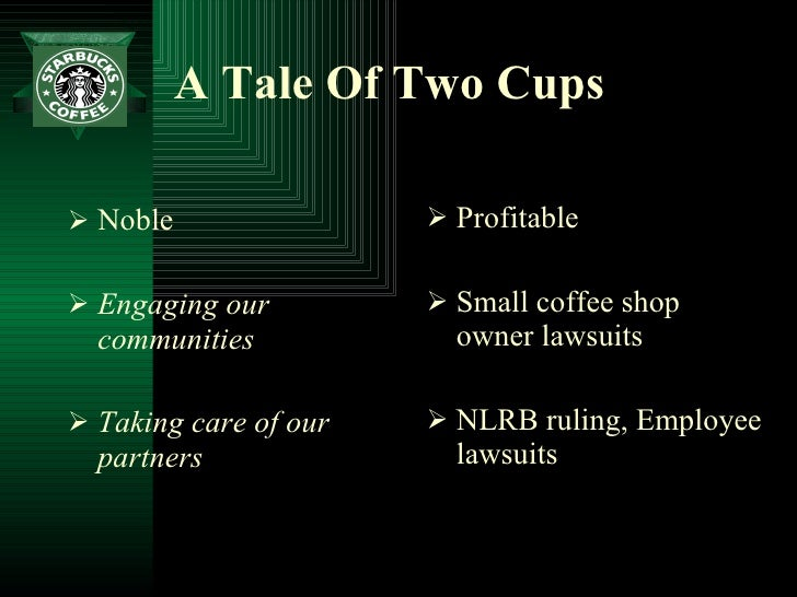 starbucks vs ethiopia corporate strategy and ethical At duke universit y institutions in crisis starbucks vs ethiopia corporate strategy and ethical sourcing in the coffee industry donald depass.