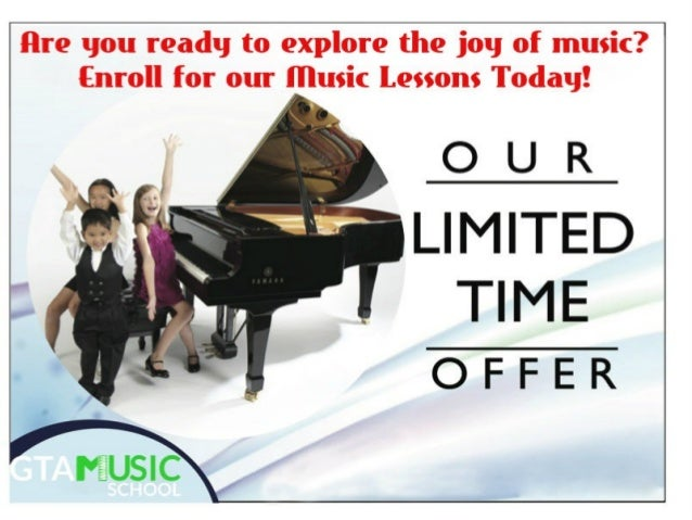 fire you ready to explore the joy of music?  Enroll for our music Lessons Today!   OUR LWflTEDl  THWE OFFER