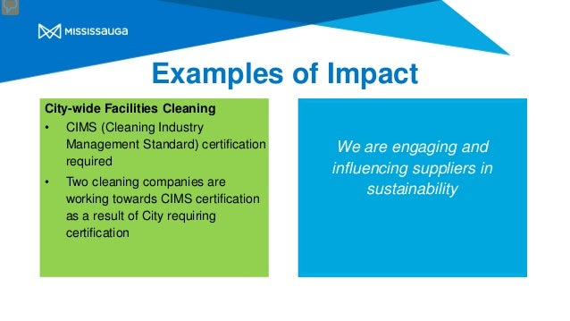 City-wide Facilities Cleaning • CIMS (Cleaning Industry Management Standard) certification required • Two cleaning compani...
