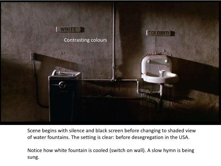 mississippi burning analysis of opening scene