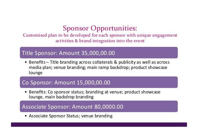 Miss Kerala Sponsor Proposal 2013 1