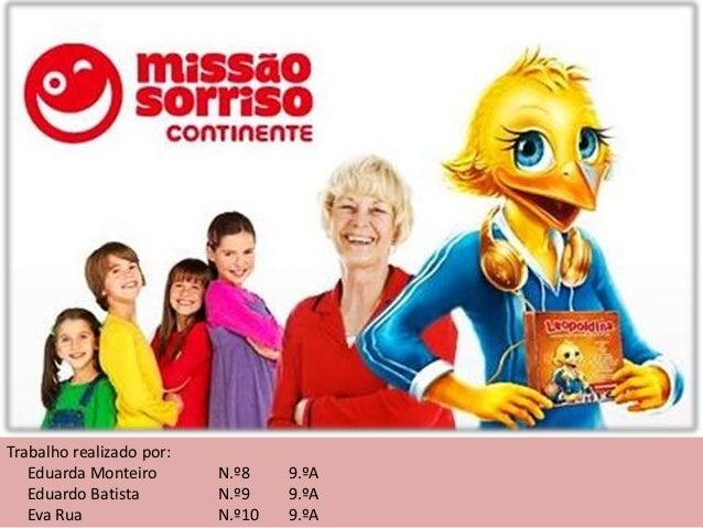Trabalho realizado por: Eduarda Monteiro N.º8 9.ºA Eduardo Batista N.º9 9.ºA Eva Rua N.º10 9.ºA