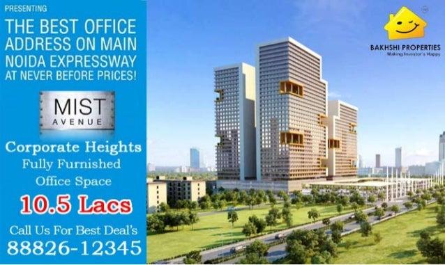 Mist avenue @ 8882612345