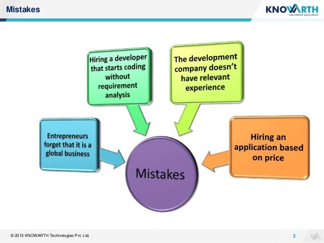 Mistakes to Avoid While Hiring a Mobile Application Development Company Slide 2