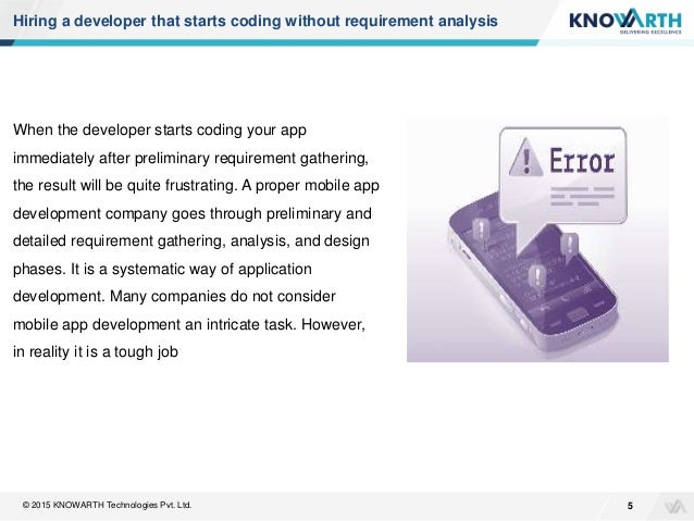 SLIDE TITLE  Click to edit Master text styles  Second level  Third level  Fourth level  Fifth level Hiring a develope...