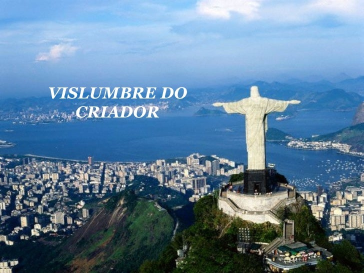 VISLUMBRE DO CRIADOR