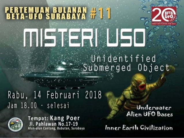 Unidentified Submerged Object