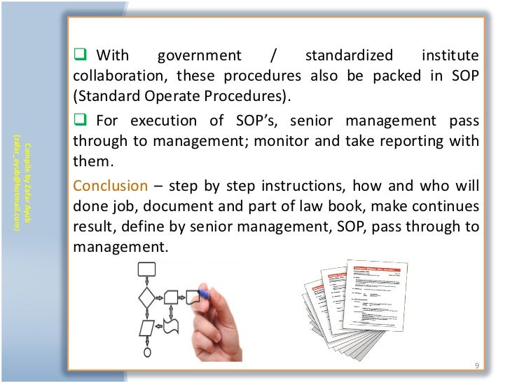  With       government     /    standardized    institute                           collaboration, these procedures also ...