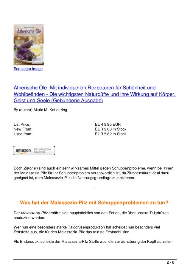 See larger imageÄtherische Öle: Mit individuellen Rezepturen für Schönheit undWohlbefinden - Die wichtigsten Naturdüfte un...