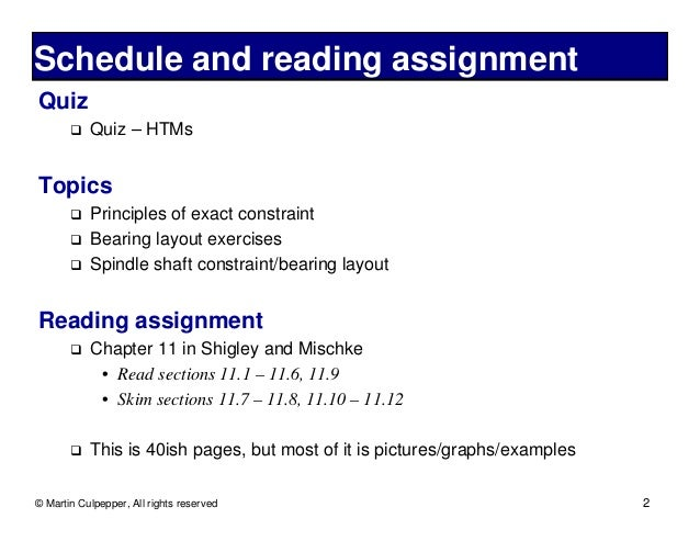 mechanical principles assignment 2 Below is an essay on hsc lv2 assignment 209 from anti essays, your source for research papers mechanical principles assignment 4 hsc 024 fin534 assignment 1.