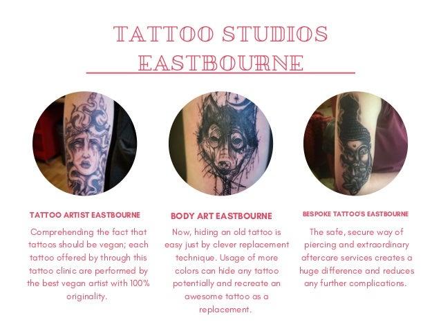 Secrets Of Body Art And Dot Work Tattoo
