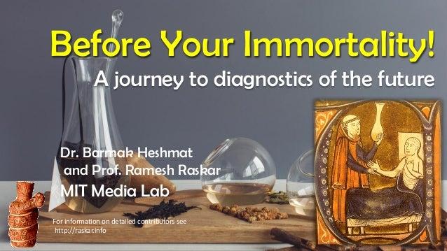 Raskar, Camera Culture, MIT Media Lab MIT Media Lab For information on detailed contributors see http://raskar.info Dr. Ba...