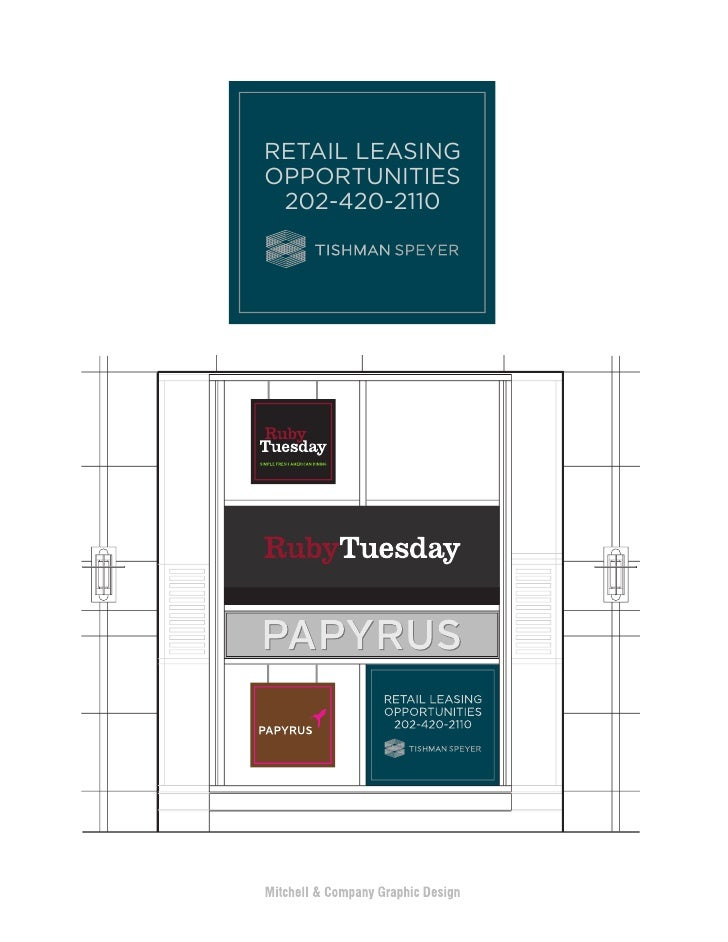 RETAIL LEASING OPPORTUNITIES  202-420-2110
