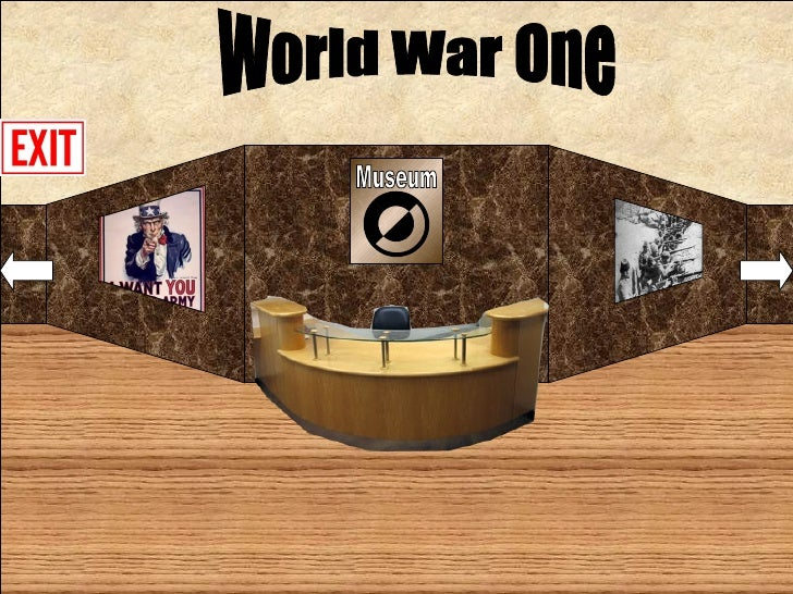 Museum World War One