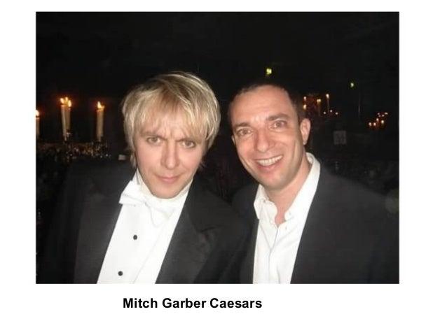 Mitch Garber Caesars