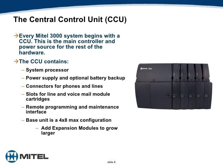 Mitel 3000 Entry Level | Telbon Communications Inc.