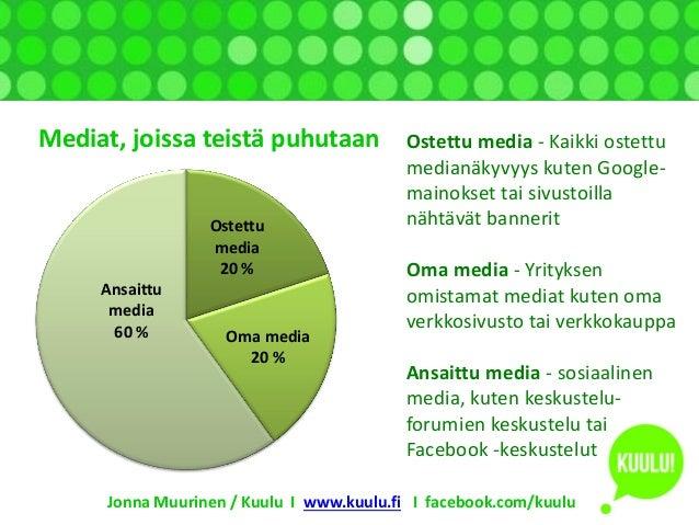 Ansaittu Media