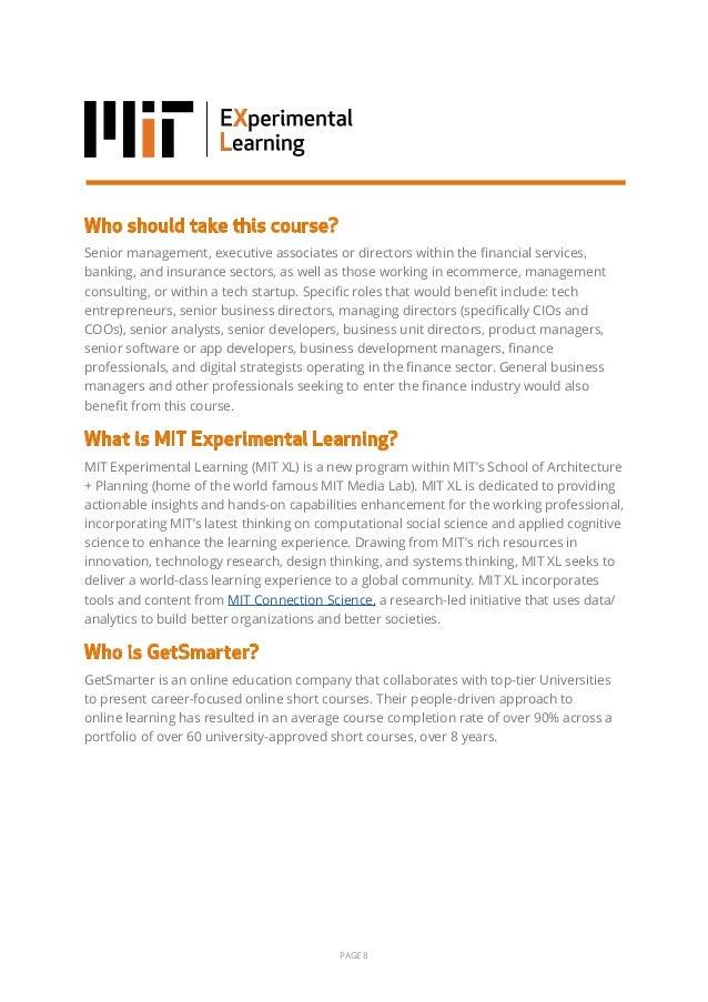 Fintech Certificate Course Forex Trading