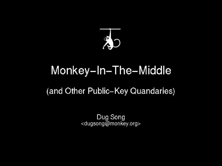 Monkey-In-The-Middle (2001)