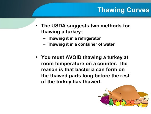How Long For Turkey To Reach Room Temperature