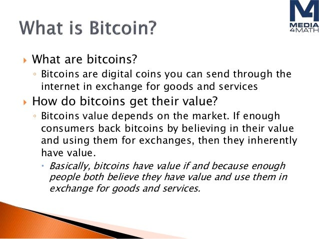 Math in the news issue 99 6 what are bitcoins ccuart Choice Image