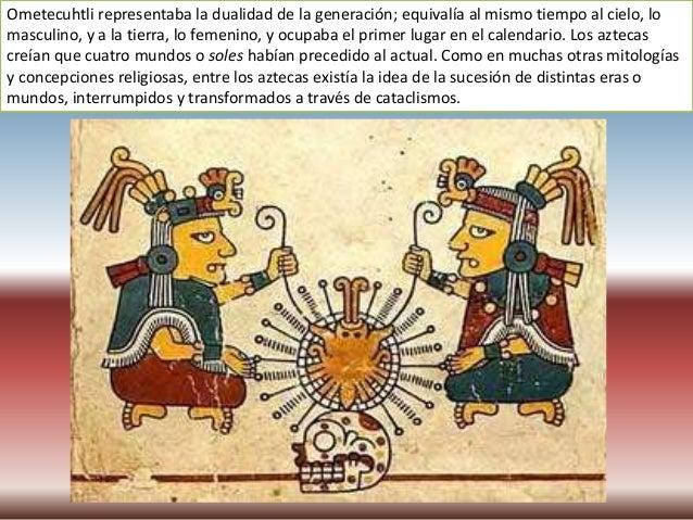 El segundo Sol, Nahui-Ehécatl (Cuatro-Viento), desapareció después de siete veces cincuenta y dos años al desatarse un gra...