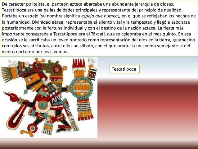 MAYAS FUNCIÓN AZTECAS FUNCIÓN Hunab Ku Dios creador Ometecuhtli Dios supremo, ser de la dualidad Itzamná Hijo de Hunab y d...