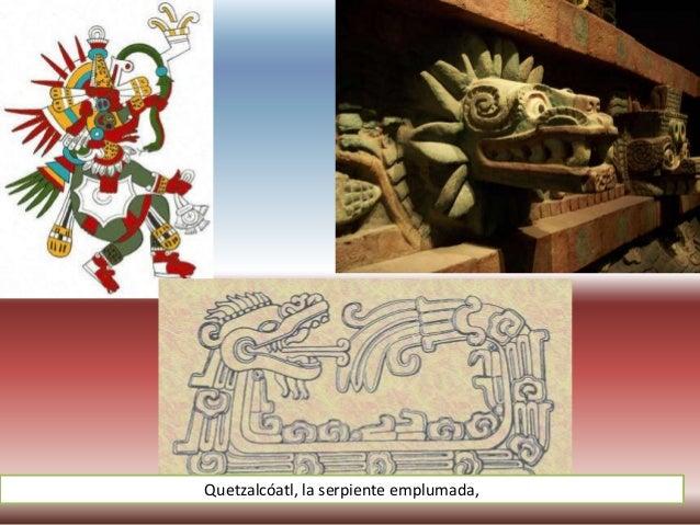 Huitzilopochtli, dios de la guerra, representaba los dardos y lanzas del guerrero, la sabiduría y el poder, símbolos que l...