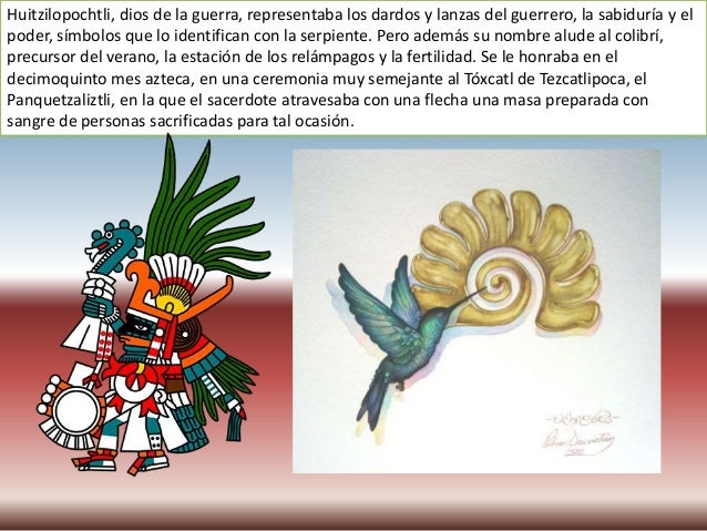 Otro de los dioses importantes era Tláloc, dios de la lluvia, casado con Chalchiuhtlicue (la de la falda de jade) diosa de...
