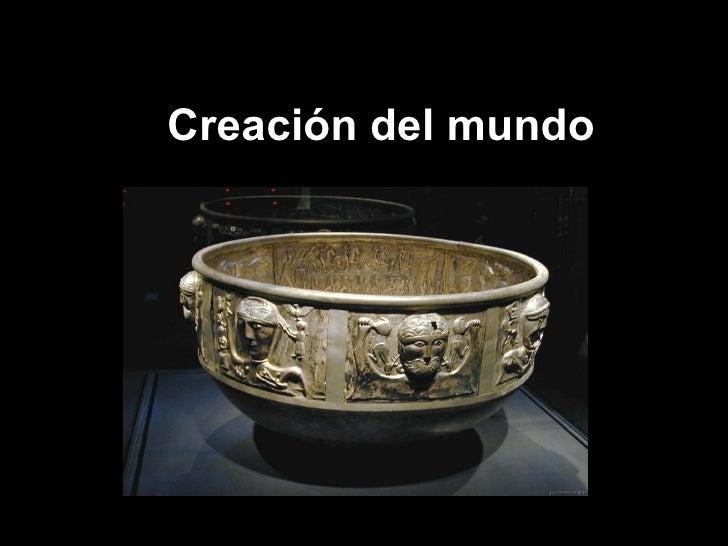 Mitología Celta: Creación del mundo