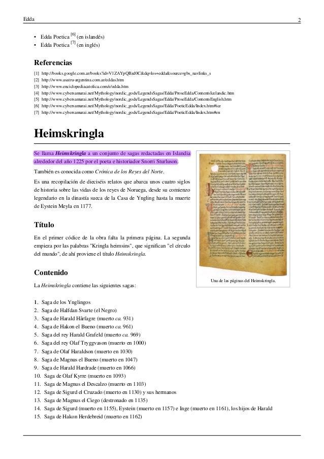Mitología nórdica tomo i