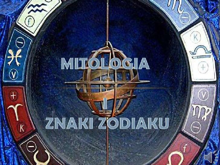 Mitologia<br />iznaki zodiaku<br />