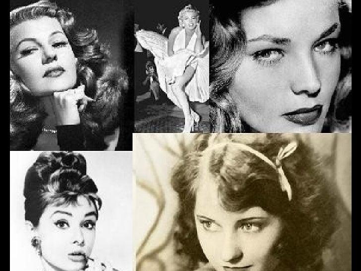 Mitos del cine Años 50