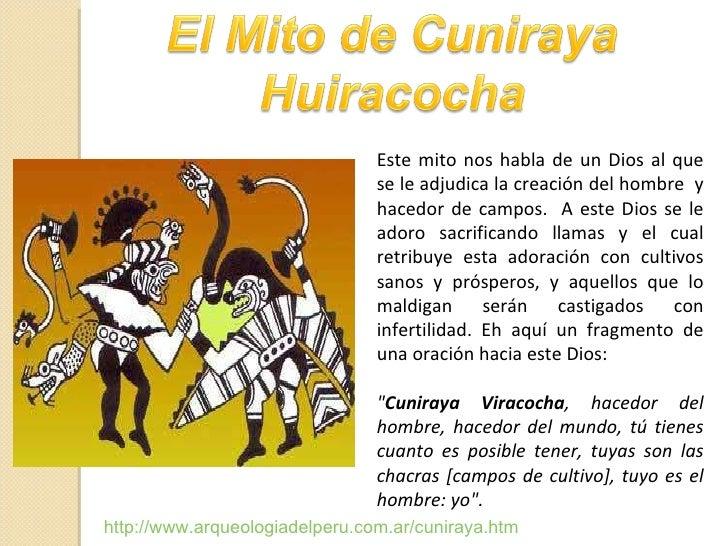 Mitos De Perú