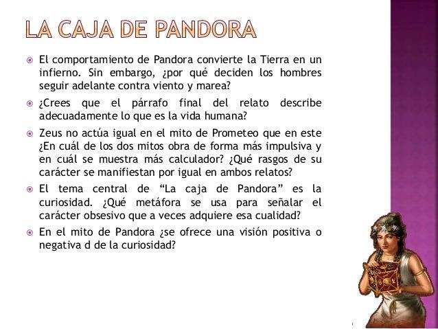 Caja De Pandora Mito Para Niños The Art Of Mike Mignola