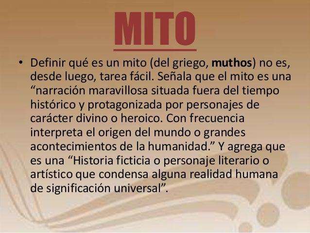 Mitos Y Leyendas GUE JAE 2014