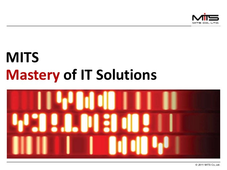 MITS Mastery  of IT Solutions