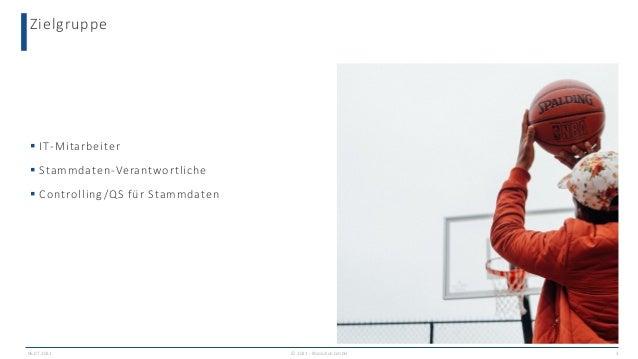 The way to SAP S/4HANA: Mit sauberen Daten durchstarten Slide 3