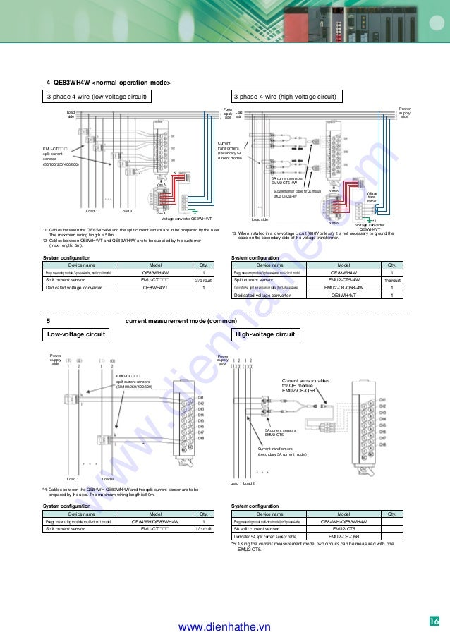 Deta 6000 Series Wiring Diagram