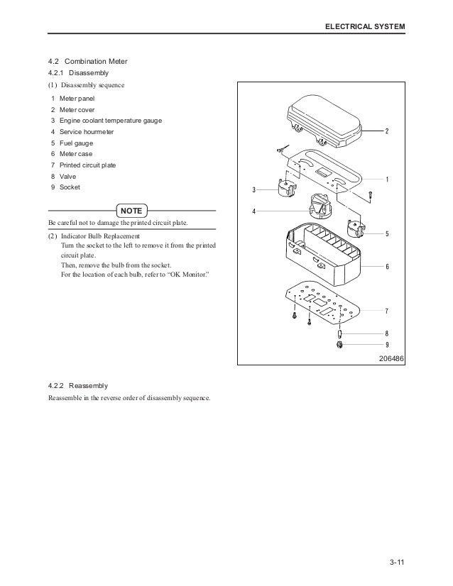 Mitsubishi fd135 n forklift trucks service repair manual